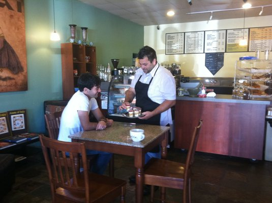 Francesca S Cafe Durham